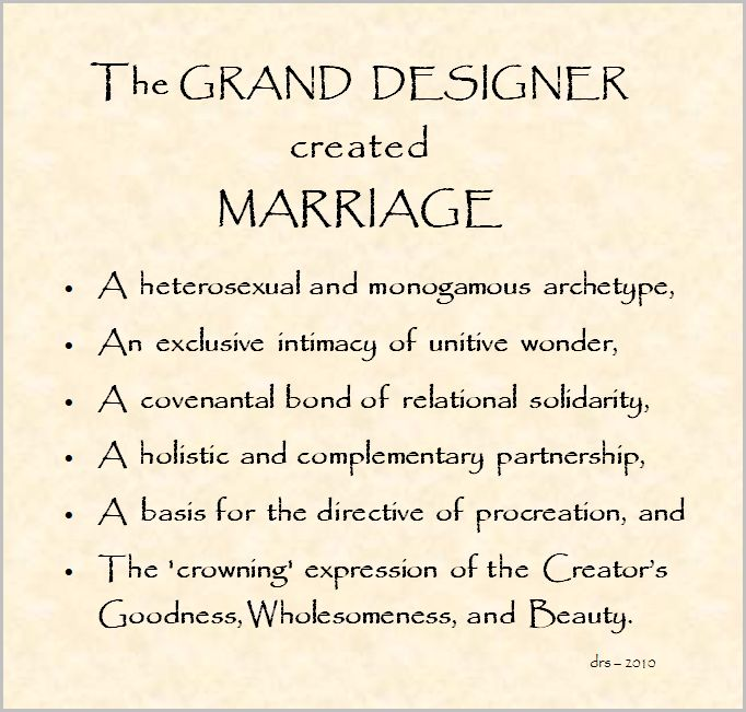 a biblical look at marriage essay Free christian marriage papers, essays  the idea of marriage is something that is bestowed upon us and something that we look forward to ever since we were.